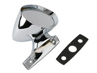 70 E Body Right Chrome Mirror