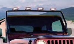 Jeep Wrangler Light Bar