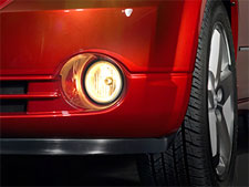 Dodge Caliber Fog Lights