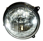 Jeep Liberty Headlamp