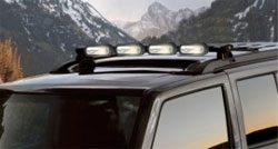 Jeep Commander Light Bar