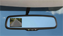 Dodge Ram Back Up Rear View Mirror
