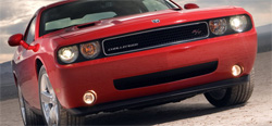 2008-09 challenger front bumper cover