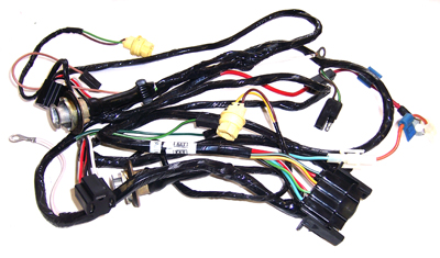 1982 dodge truck wire harness